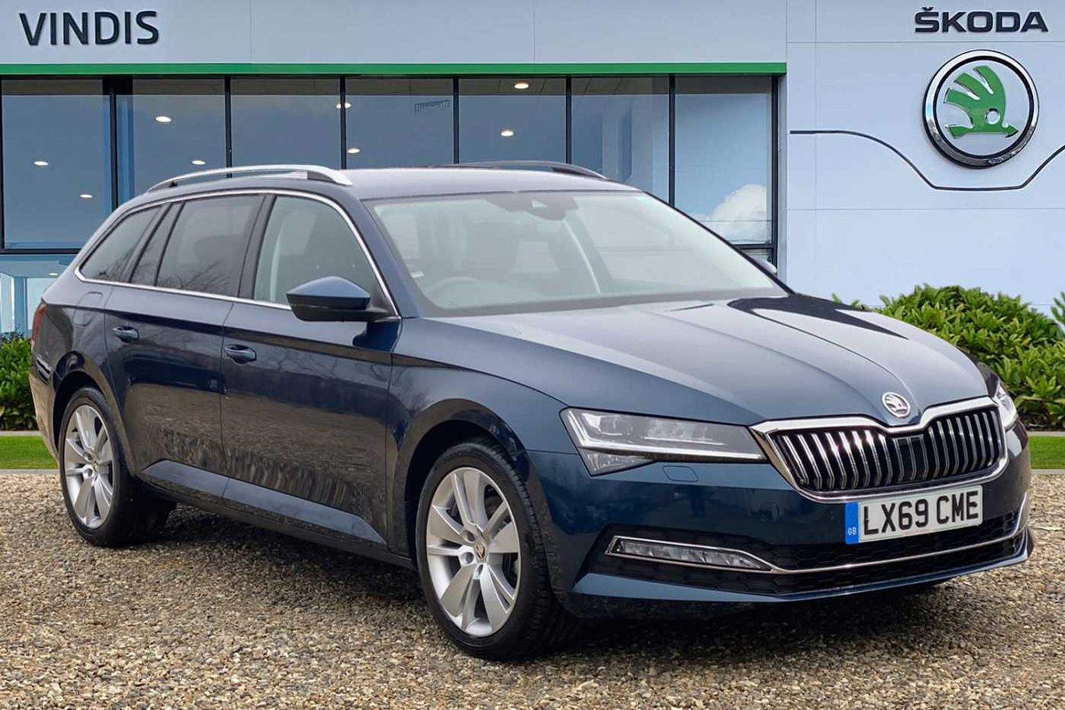 SKODA Superb Estate SE L 1.5 TSI 150 PS DSG
