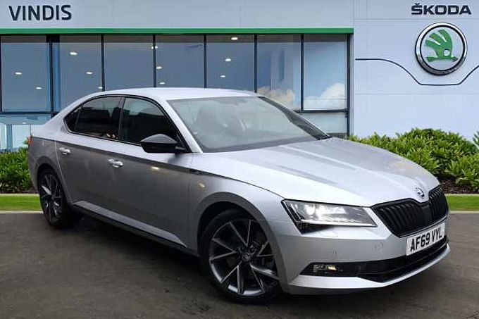 SKODA Superb 2.0 TSI 272ps 4X4 SportLine Plus DSG Hatch