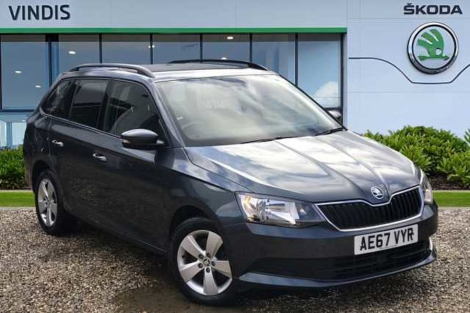 SKODA Fabia Estate SE 1.0 TSI 110 PS DSG