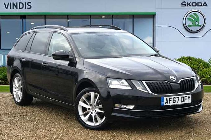 SKODA Octavia Estate SE L 1.4 TSI 150 PS 6G Man