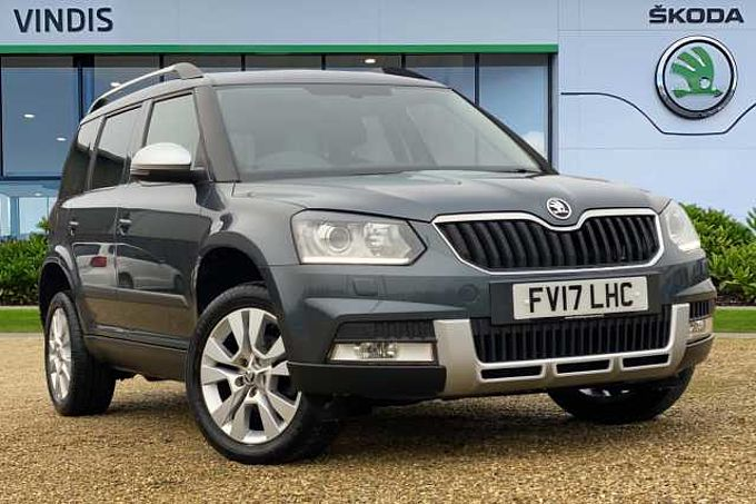 SKODA Yeti Outdoor SE L Drive 1.2 TSI 110 PS 6G Man