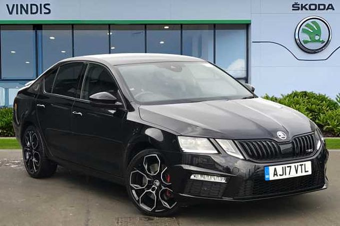 SKODA Octavia Hatch vRS 2.0 TSI 245 PS 6G Man