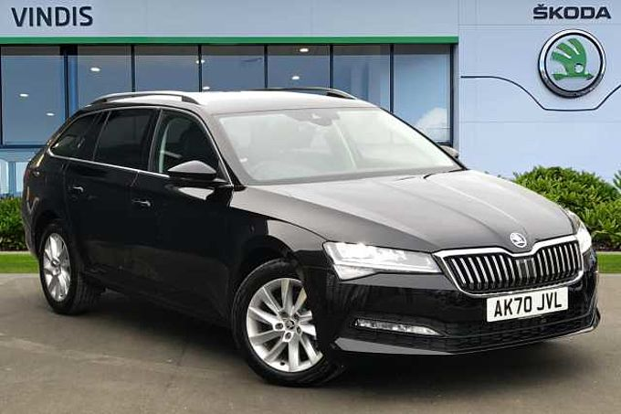 SKODA Superb Estate SE Technology 2.0 TDI 150 PS DSG