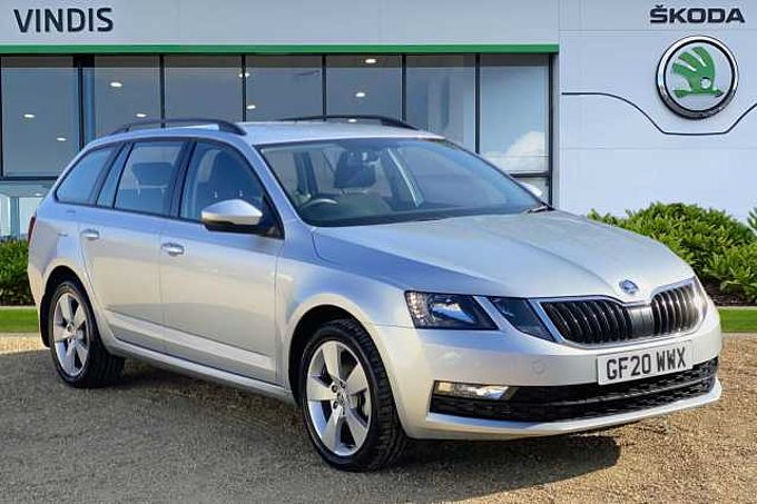 SKODA Octavia Estate SE Drive 1.5 TSI 150 PS DSG