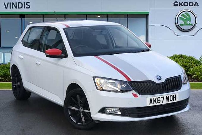 SKODA Fabia Hatch RedLine 1.0 TSI 110 PS 6G Man